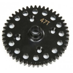 TLR342022 Center differential spur gear 47T light 8X/8XE TLR342022 Team Losi Racing RSRC