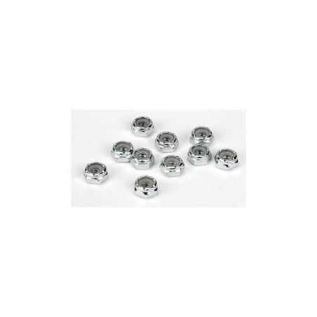 8-32 acier Nylstop (10) LOSA6311