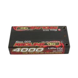 GE4RL-4000H-2LCG Batterie LiPo 2S HV 7.6V-130C-4000 GE4RL-4000H-2LCG Gens ace RSRC
