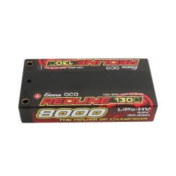 GE4RL-8000H-1T4 LiPo Battery 1S HV 3.8V-8000-130C(5mm) 93x47x18.5mm 150g GE4RL-8000H-1T4 Gens ace RSRC