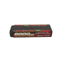 GE4RL-6000H-2T5 LiPo Battery 2S HV 7.6V-6000-130C GE4RL-6000H-2T5 Gens ace RSRC