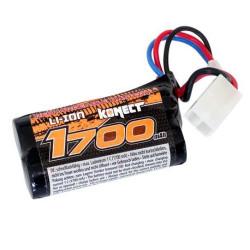 KN-LI0741700 Batterie Konect li-ion 7.4V 1700 mA 15C KN-LI0741700 Konect RSRC