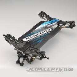 2847 TLR 22X-4 precut chassis protective sheet Jconcepts 2847 Jconcepts RSRC