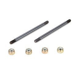 Outer Hinge Pins, 3.5mm (2): 8IGHT Buggy 3.0 TLR244012