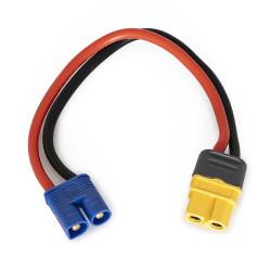 Adaptateur de charge EC3/XT60 150mm KN-130025 Konect KN-1300...