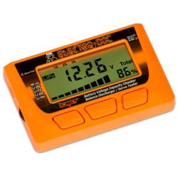 Testeur de batteries +equilibreur+ testeur servo KN-ELECTRO-...