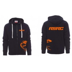 "RSRC Zip Up Hoodie ""THE SHARK"" RSRC RSRC-02 - RSRC..."