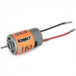 Moteur éléctrique brushed Konect 550 20T KN-M550-20T Konect ...