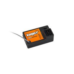 Récepteur 2.4ghz pour radio Konect KT2S+ KN-KR2S+ Konect KN-...