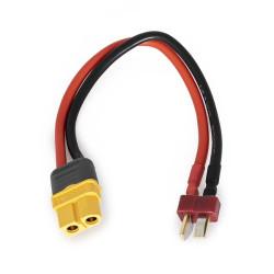 Adaptateur de charge DEAN/XT60 150mm KN-130020 Konect KN-130...