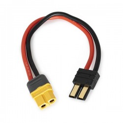 Plug adapter TRX/XT60 150mm KN-130022 Konect KN-130022 - RSR...
