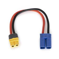 Plug adapter EC5/XT60 150mm KN-130023 Konect KN-130023 - RSR...