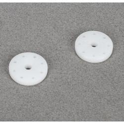 Pistons d'amortisseurs 16mm 8x1.3mm (2): 8B 3.0 TLR243011