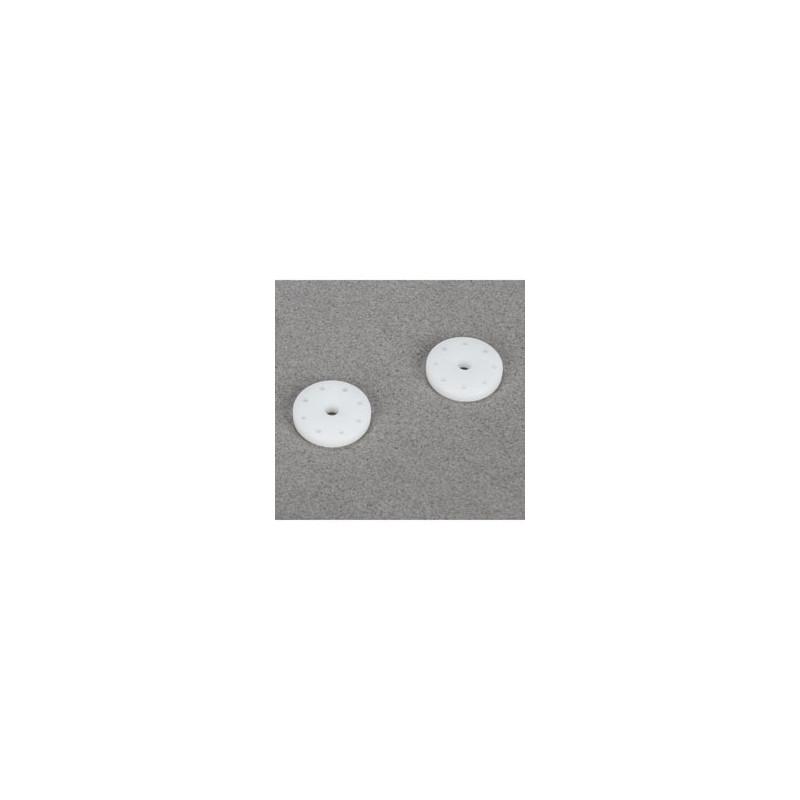 Pistons d'amortisseurs 16mm 8x1.3mm (2): 8B 3.0