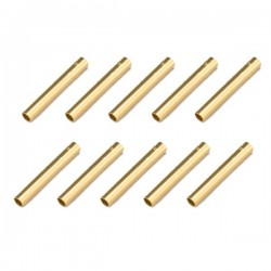 KN-130305-10F Gold plated Connector PK 2mm female (10 pieces) KN-130305-10F Konect RSRC