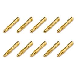 Prise or type PK 2mm male (10 pièces) KN-130305-10M Konect K...