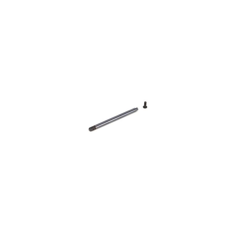 Tige d'amortisseur Avant, 4mm x 54mm, TiCnFront: 8B 3.0