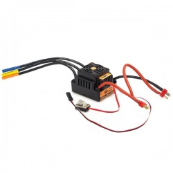 KN-8BL100-WP 1/8 Waterproof Brushless 100A ESC KN-8BL100-WP Konect RSRC
