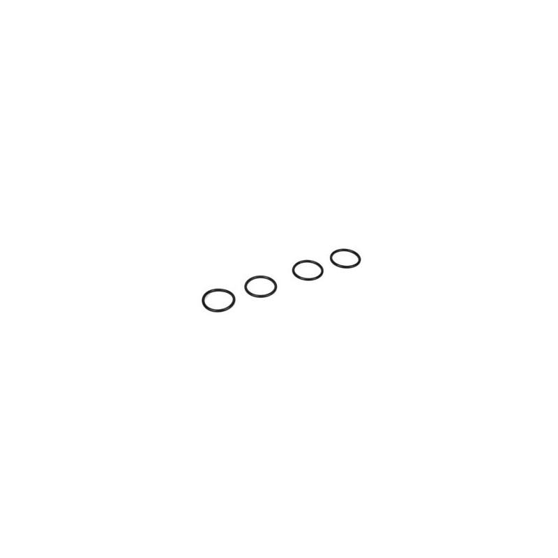 TLR243006 Joint torique de pieds de corps d'amortisseur (4): 8B 3.0 TLR243006  RSRC