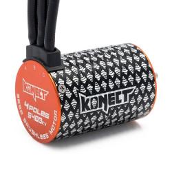 Moteur Brushless 1/10 taille 3652 4000kv KN-3652SL-4000 Kone...