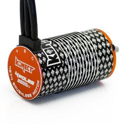 Moteur brushless 4 poles 1/8 4274 2000KV KN-4274SL-4P-2000 K...