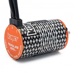 Moteur brushless 4 poles 1/8 4268 1900KV KN-4268SL-4P-1900 K...
