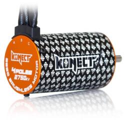 Moteur brushless 3660 SCT 3700KV KN-3660-3700 Konect KN-3660...