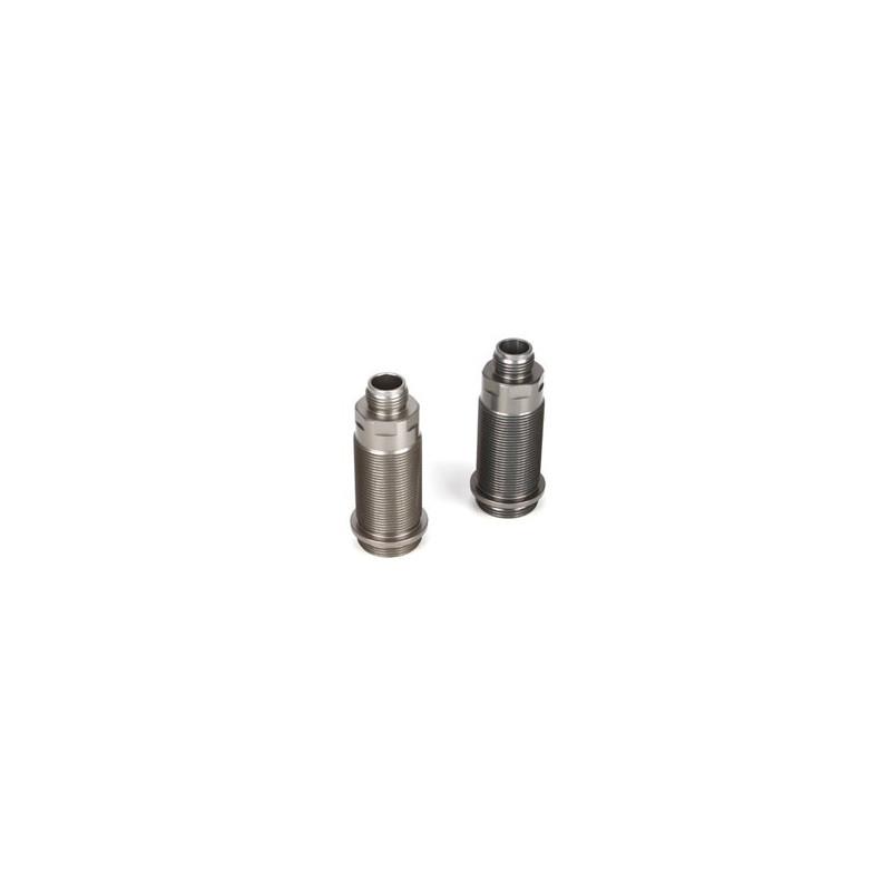 Corps d'amortisseurs Arrière 16mm (2): 8B 3.0