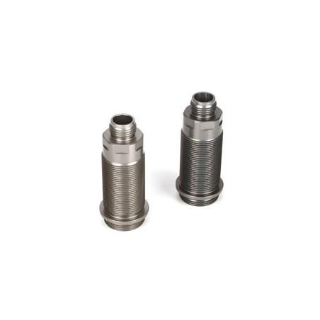 Corps d'amortisseurs Arrière 16mm (2): 8B 3.0 TLR243003