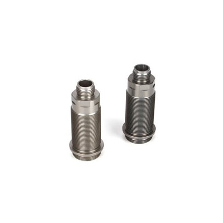 Corps d'amortisseurs Avant 16mm (2): 8B 3.0 TLR243002