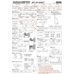 Setup Grip élevé MP10 Reno Savoya 0060720  RSRC