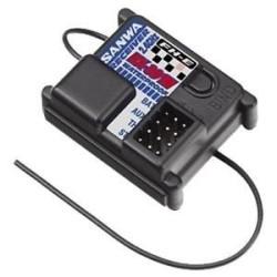 Receiver RX-391WP 3 CHANELS 2,4GHZ FH-E Sanwa 107A41341A - R...
