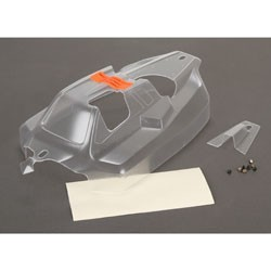 8IGHT 4.0 - Carrosserie Cab forward, transparente TLR240008