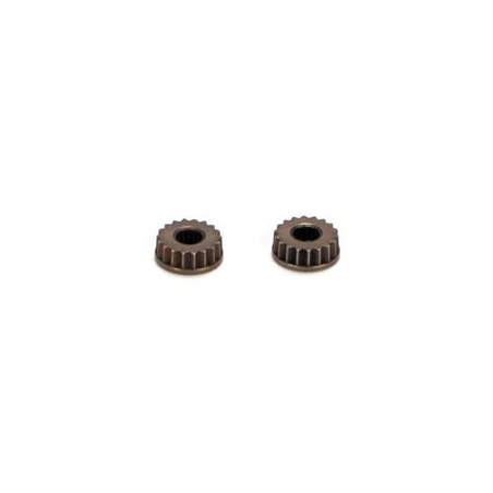 Insert 23s Aitronics pour bras de servo metal (2) LOSA99040