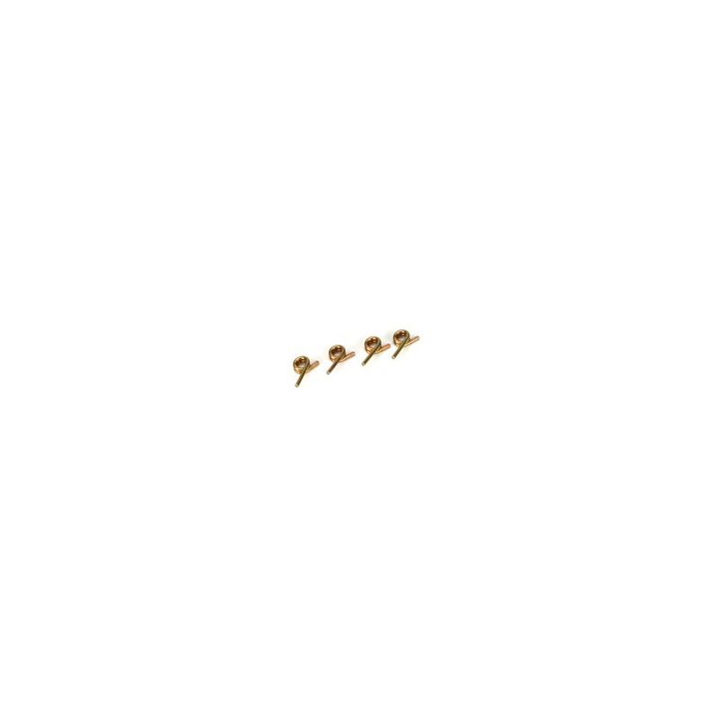Ressorts d embrayage, Or(4): 8B, 8T LOSA9114  RSRC