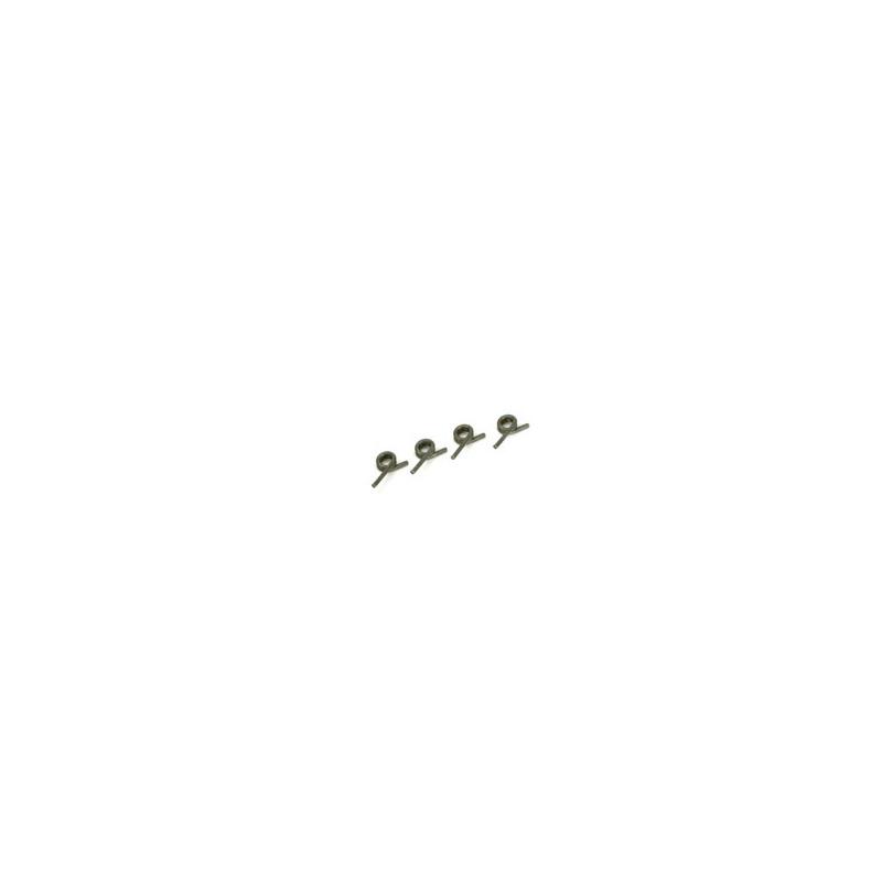 LOSA9113 Ressorts d embrayage, vert (4): 8B, 8T LOSA9113  RSRC
