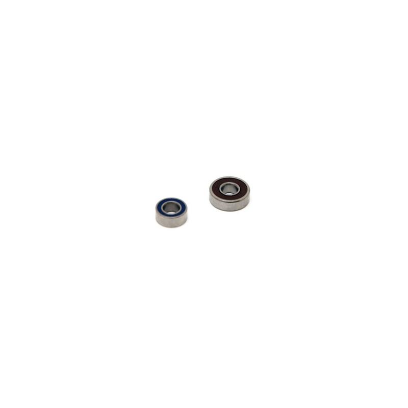 LOSA6949 Clutch Bearing Set: 8B,8T LOSA6949 Losi RSRC