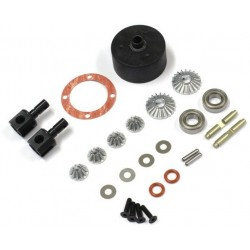 CENTER DIFFERENTIAL FULL SET MP9 IF495 Kyosho IF495 - RSRC...