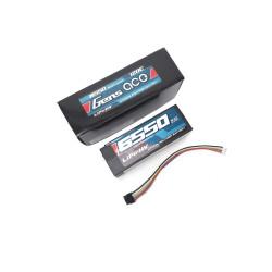 GE4-6550-4T5 Gens ace Batterie LiPo 4S HV 15.2V-120C-6550 (5mm) 139x48x50mm 590g GE4-6550-4T5 Gens ace RSRC