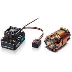Combo Elite Speedo + Motor 2100kv Hobbywing HW30113301+K0801...