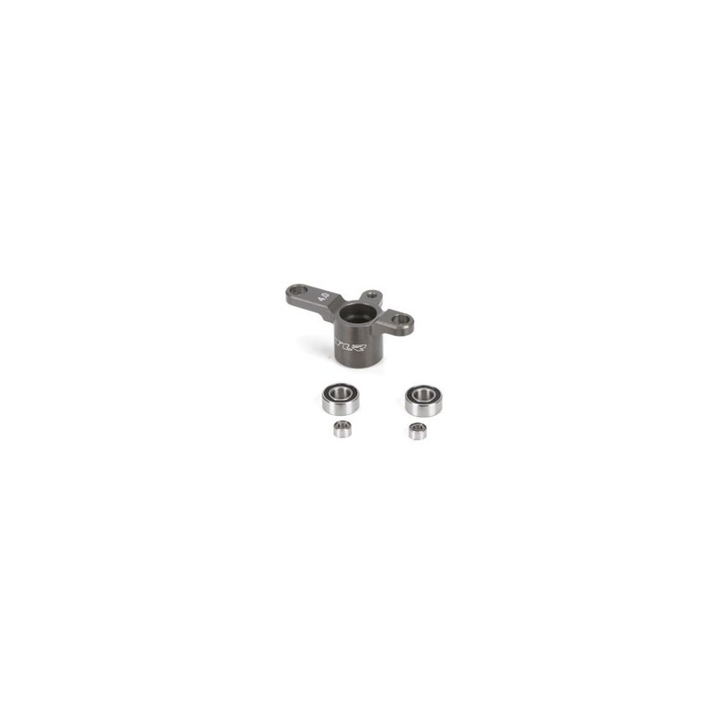 TLR341002 TLR341002 Aluminum Throttle Tri-Horn w/bearings: 8IGHT 4.0 Team Losi Racing RSRC