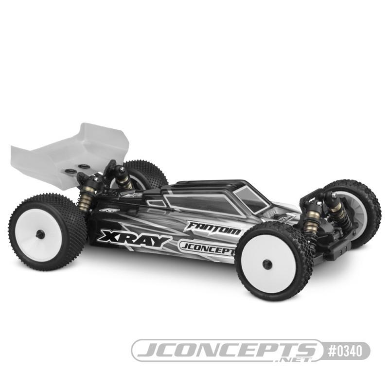 Carrosserie JCONCEPTS F2 pour Xray XB4 Jconcepts 0340 - RSRC...