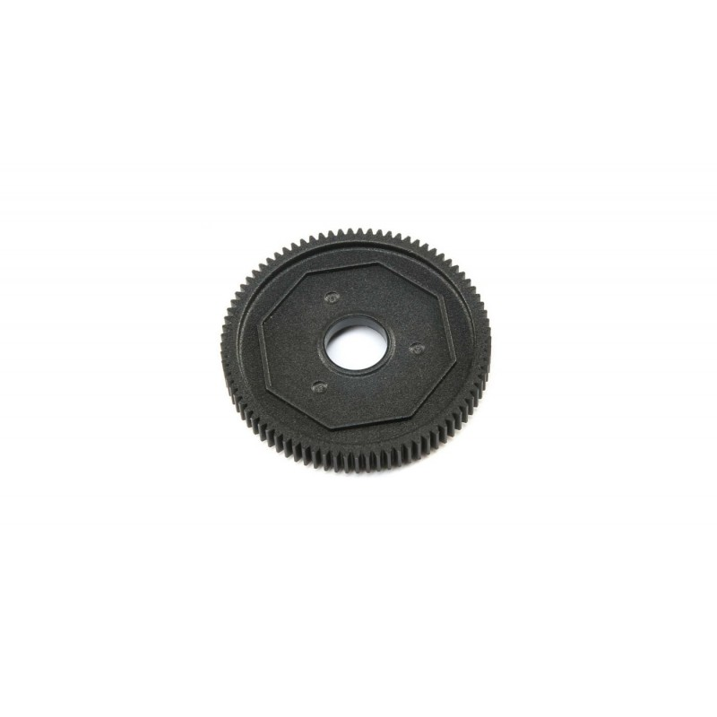 TLR232117 Courrone 81 dents pour Slipper: 22X-4 TLR232117 Team Losi Racing RSRC