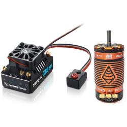 HW30113301+K08010007 Combo Elite Speedo 140A + Motor 2200kv Hobbywing RSRC