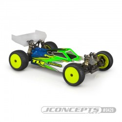 0429 S2 body by Jconcepts for TLR 22X-4 Jconcepts RSRC
