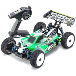 34111B INFERNO MP9e EVO V2 READYSET Electrique 1/8 Kyosho RSRC