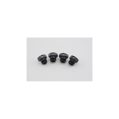 Hexagone de Jantes (4) + 2mm : 8B,8T