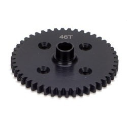 Center Diff 46T Spur Gear Steel: 8B/8T