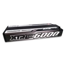 XTR-0255 XTR Lipo Battery 6000mAh 7,6HV 5MM 120C 254G XTR RSRC