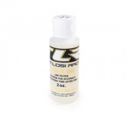 TLR74031 Silicone Shock Oil, 47.5wt, 2oz Team Losi Racing RSRC
